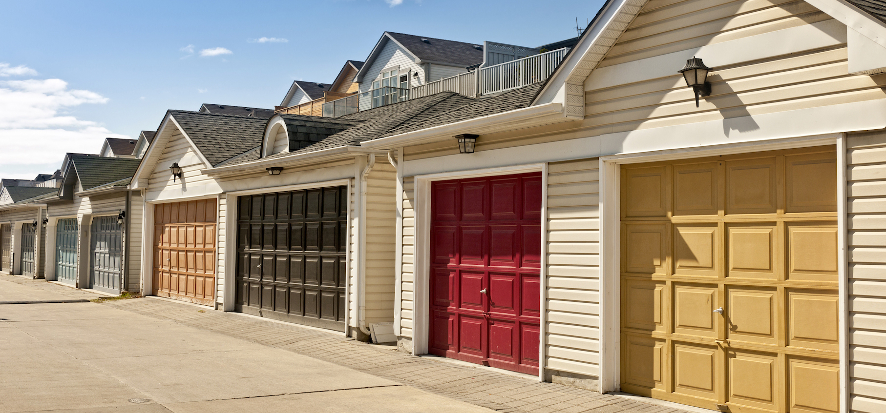 Installing A New Garage Door